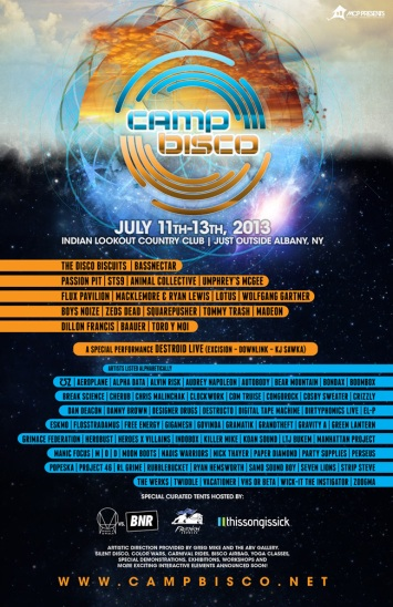 Camp Bisco 12