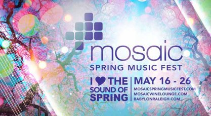 Springfest 2013 Mosaic