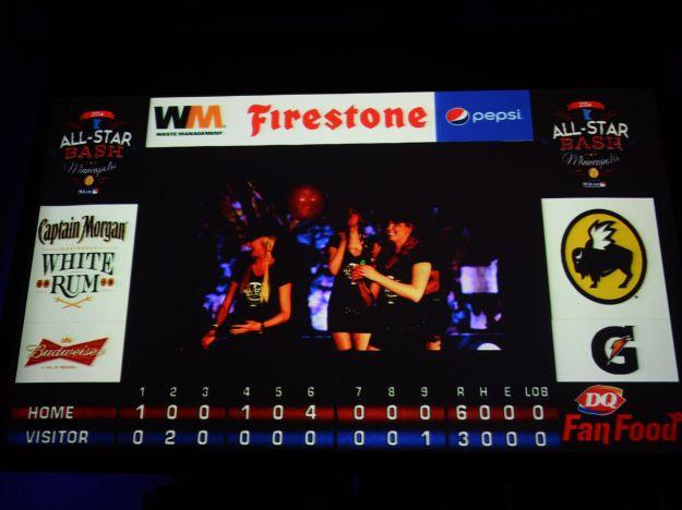 scoreboard photo